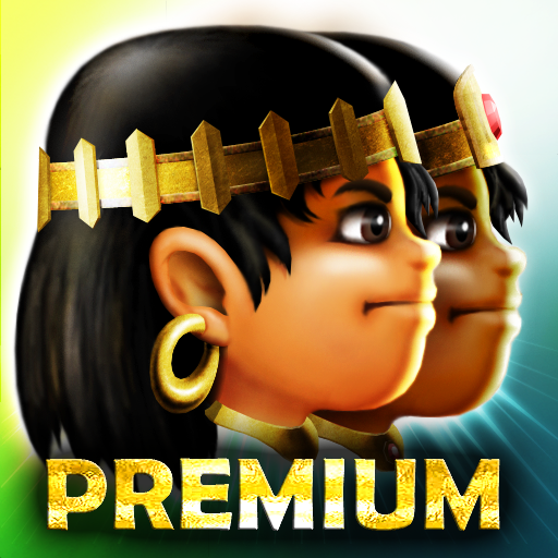 Babylonian Twins Puzzle Platformer Premium - An Ancient Civilization's Quest for Peace